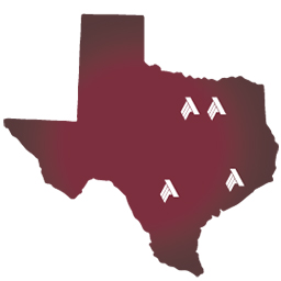 Alpha Testing serves Texas from four regional offices